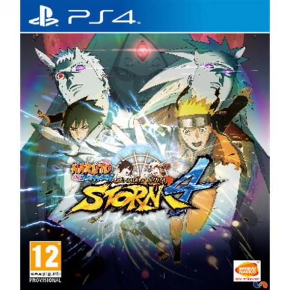 Jeux PS4 Sony PS4 Naruto Shippuden Ultimate Ninja Storm 4