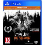 Jeux PS4 Sony PS4 Dying Light