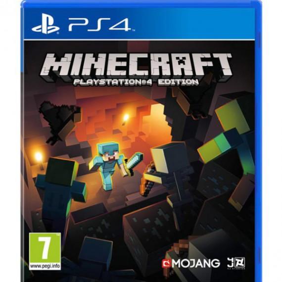 Jeux PS4 Sony PS4 Minecraft