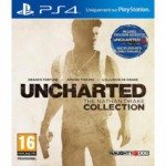 Jeux PS4 Sony PS4 Uncharted The Nathan Drake Collection