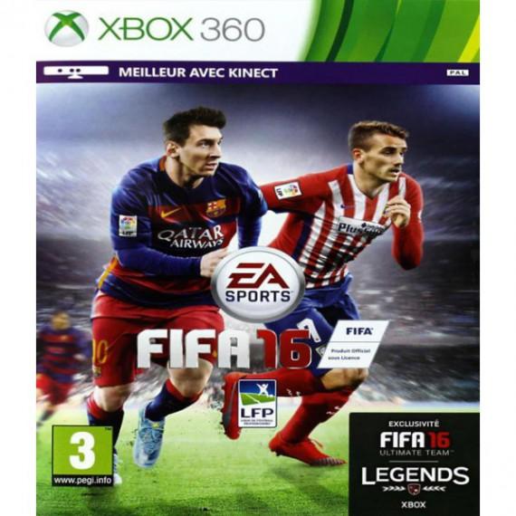 Jeux XBOX 360 MICROSOFT XBOX 360 FIFA 16 XBOX 360