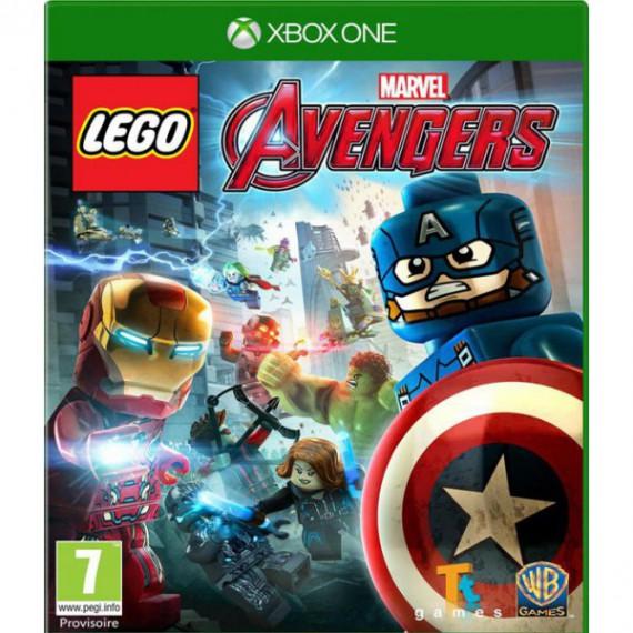 Jeux XBOX ONE MICROSOFT XBOXONE LEGO Marvel Avengers