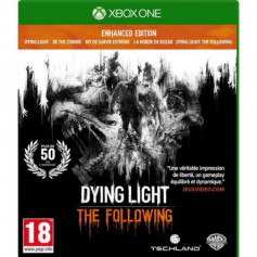 Jeux XBOX ONE MICROSOFT XBOXONE Dying Light The Following Enhanced