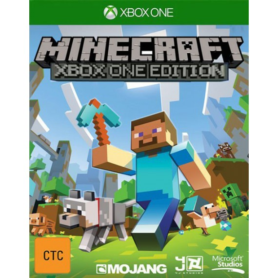 Jeux XBOX ONE MICROSOFT XBOXONE Minecraft XBOX ONE