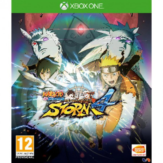 Jeux XBOX ONE MICROSOFT XBOXONE Naruto Shippuden Ultimat Ninja Storm 4