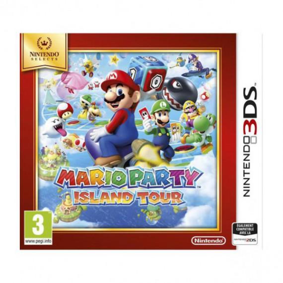 Jeux 3DS NINTENDO 3DS Mario Party Island Tour Nintendo Selec