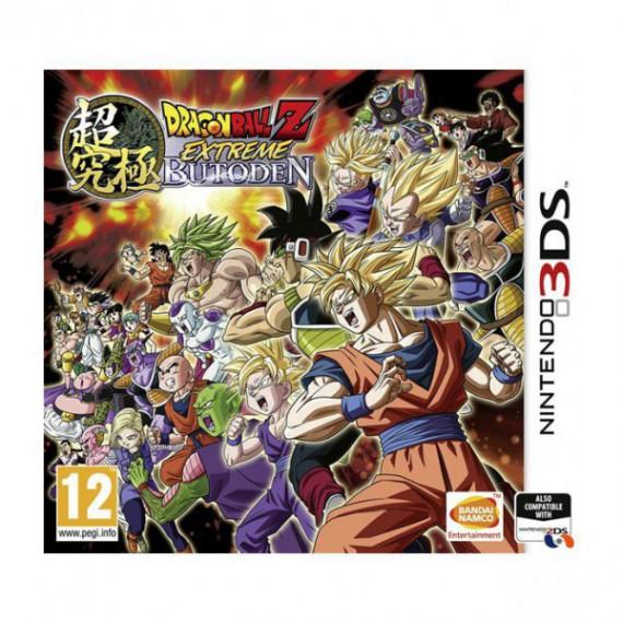 Jeux 3DS NINTENDO 3DS dbz Extreme Butoden