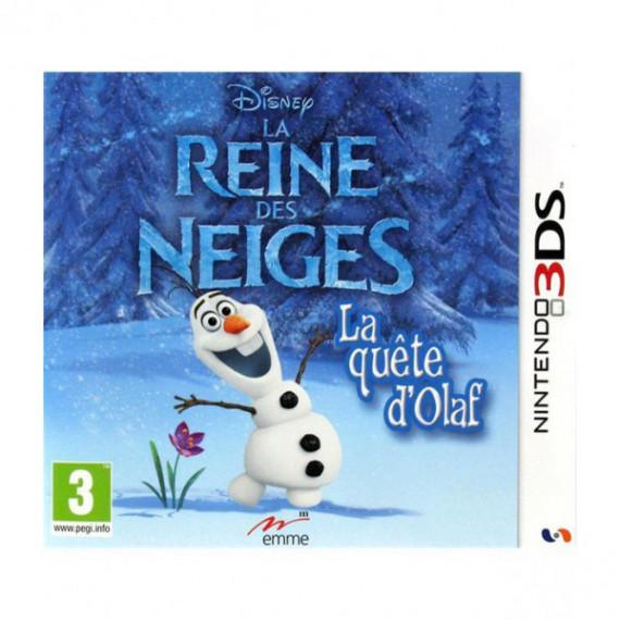 Jeux 3DS NINTENDO 3DS La reine des neiges