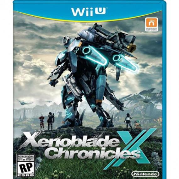 Jeux WII U NINTENDO WII Xenoblade Chronicles X