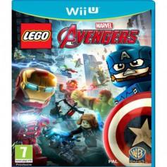 Jeux WII U NINTENDO LEGO Marvel Avengers