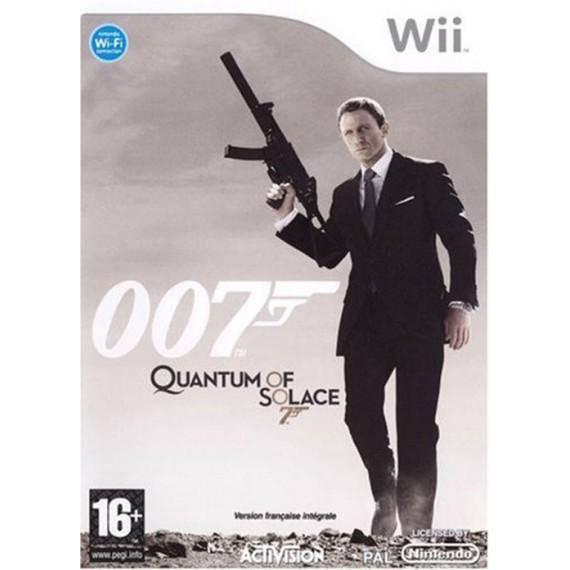 Jeux WII U NINTENDO WII JAMES BOND 007