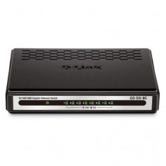 Switcher D-LINK DES 1008A E