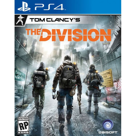 Jeux PS4 Sony PS4 Clancys The Division