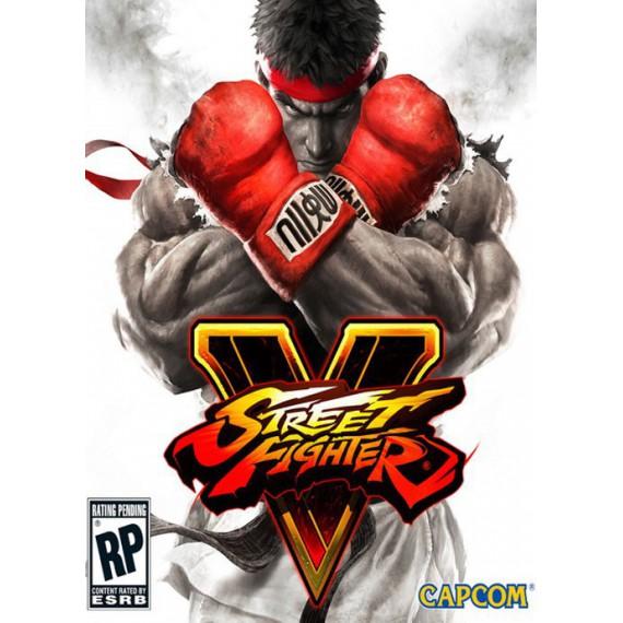 Jeux PC PC Street Fighter V PC