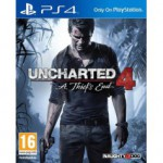 Jeux PS4 Sony PS4 JEU Uncharted 4 PS4