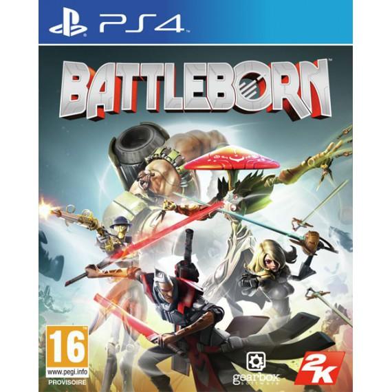 Jeux PS4 Sony PS4 JEU BATTLEBORN PS4