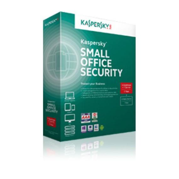 Kaspersky Kaspersky Kis Small office Security 4
