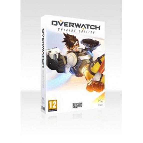 Jeux PS4 Sony JEU PLAY STATION 4 overwatch origins edition