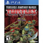 Jeux PS4 Sony JEU PLAY STATION 4 teenage mutant ninja turtles manhattan