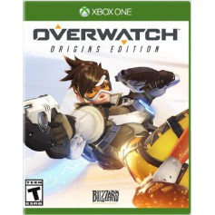 Jeux XBOX ONE MICROSOFT Overwatch - édition origins
