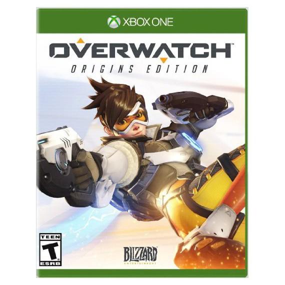 Jeux XBOX ONE MICROSOFT Overwatch - édition origins