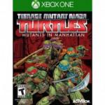 Jeux XBOX ONE MICROSOFT Teenage Mutant Ninja Turtles : Des Mutants à Manhattan