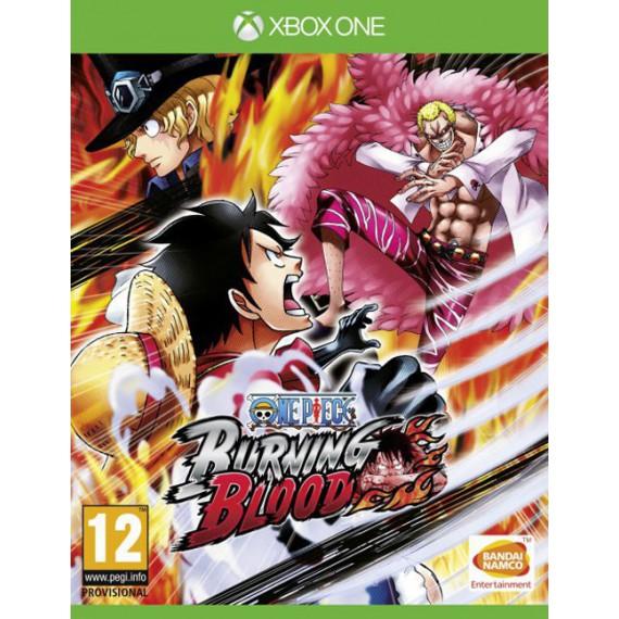 Jeux XBOX ONE MICROSOFT One Piece Burning Blood