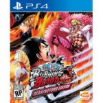 Jeux PS4 Sony One Piece Burning Blood PS4