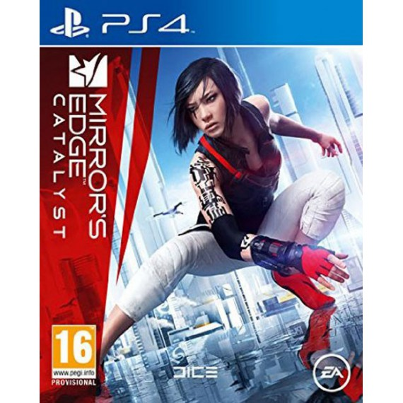 Jeux PS4 Sony Mirrors Edge Catalyst PS4