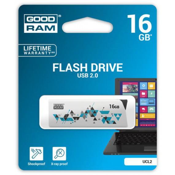 Flash Disque & Carte SD GOODRAM UCL2 0160W0R11