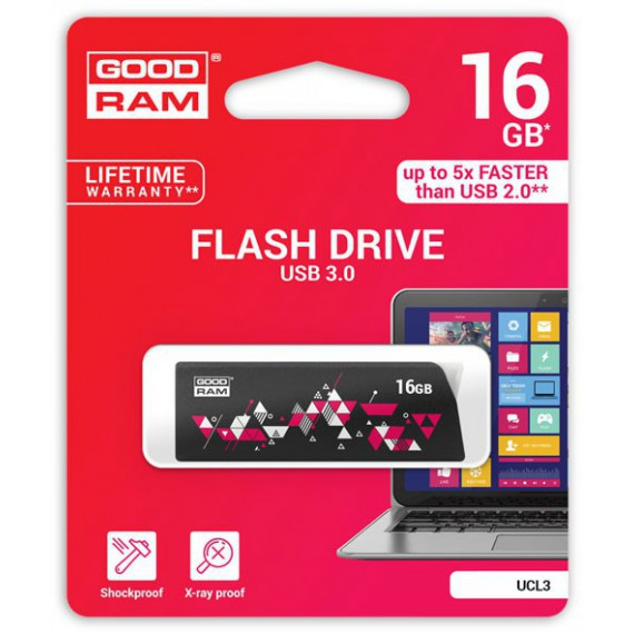 Flash Disque & Carte SD GOODRAM UCL3 0160K0R11
