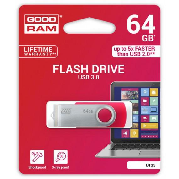 Flash Disque & Carte SD GOODRAM UCL3 0640K0R11