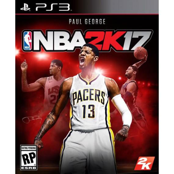 Jeux PS3 Sony NBA 2K17 PS3