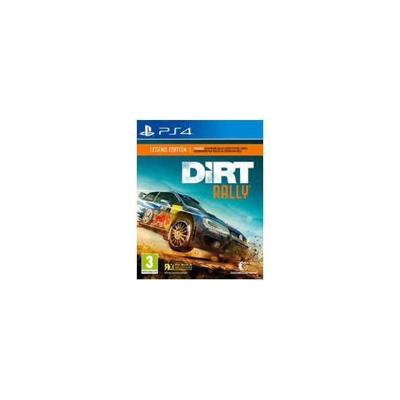 Jeux PS4 Sony Jeu DIRT RALLY PS4