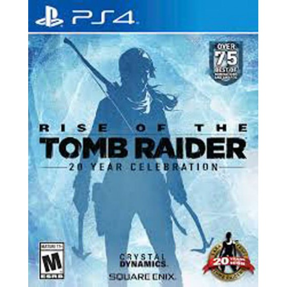 Jeux PS4 Sony Rise of the Tomb Raider PS4