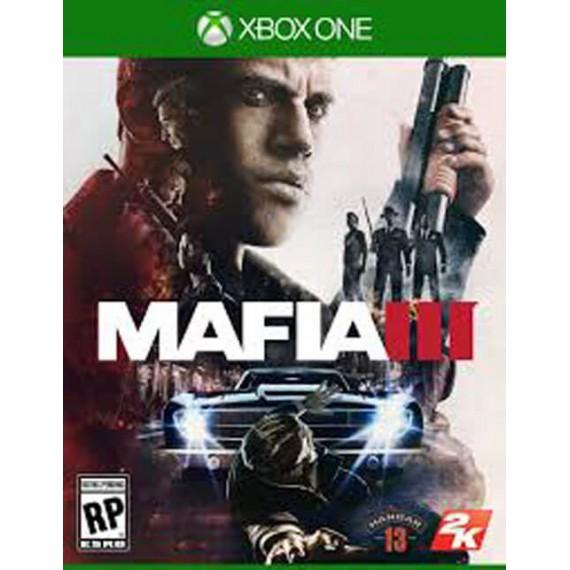 Jeux XBOX ONE MICROSOFT Mafia III xbox one