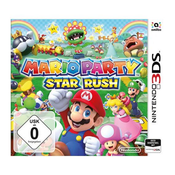 Jeux 3DS NINTENDO Mario Party Star Rush
