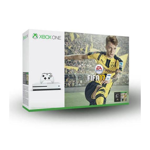 XBOX ONE MICROSOFT XBOX ONE S FIFA 500 GO XBOXONEFIFA