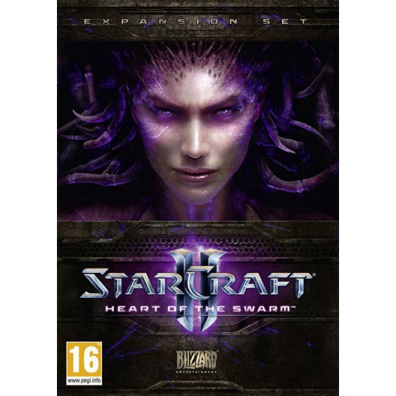 Jeux PC PC StarCraft II PC