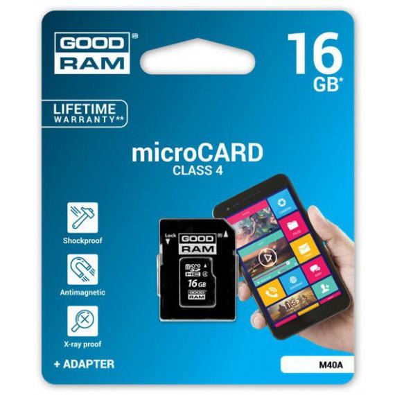 Flash Disque & Carte SD GOODRAM M40A 0160R11