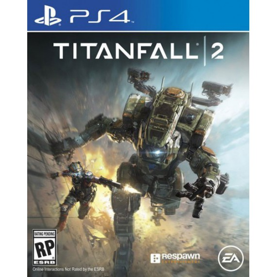 Jeux PS4 Sony Titanfall2 PS4