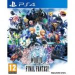 Jeux PS4 Sony World Final Fantasy