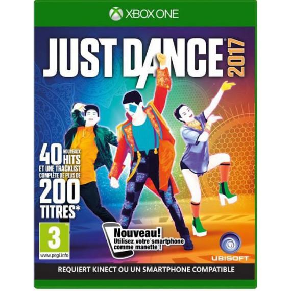 Jeux XBOX ONE MICROSOFT Just Dance 2017 xbox one