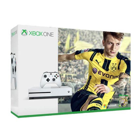 XBOX ONE MICROSOFT CONSOLE 1T FIFA 2017 Xbox one