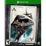 Jeux XBOX ONE MICROSOFT JEU Batman Xbox one