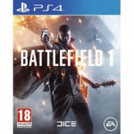 Jeux PS4 Sony JEU Battlefield 1 PS4