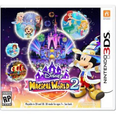 Jeux 3DS NINTENDO Disney Magical World2