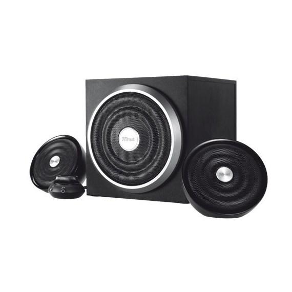 Haut-parleurs Trust GXT 621 2.1 POWER SOUND SPEAKER SET