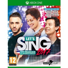 Jeux XBOX ONE MICROSOFT Lets Sing 2017 Xbox one