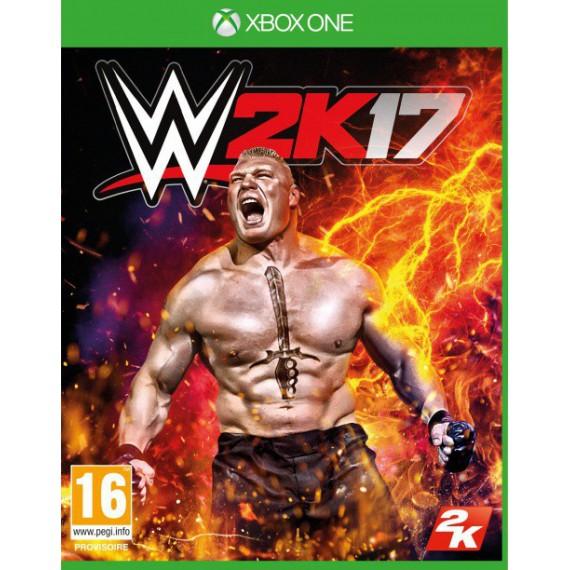 Jeux XBOX ONE MICROSOFT WWE2K17 Xbox one
